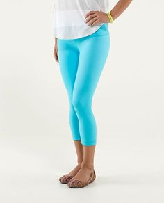 Wunder Under Crop. These are adorable for working out!