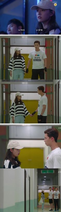 [Spoiler] Added episode 9 captures for the #kdrama 'Fight My Way'