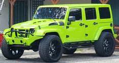 Jeep Wrangler Unlimited, Monster Trucks, Vehicles, Car, Vehicle, Tools