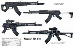 Rifle de Asalto AEK-971 - Taringa!