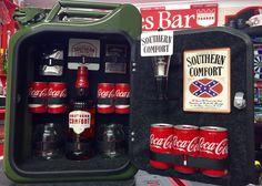 Southern Comfort Jerry Can Mini Bar   eBay