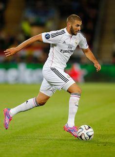 Karim Benzema - Real Madrid BBC