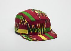 Kumasi 5 Panel 5 Panel Cap, African Fashion, Baseball Hats, Crown, Fashion Design, Collection, Clothing, Style, Crafts