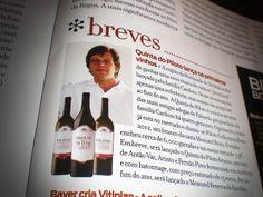Lançamento Quinta do Piloto na Revista de Vinhos