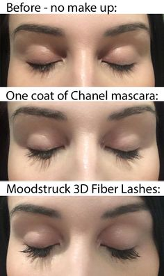 """I have been getting major compliments lately about my """"long and lush""""eyelashes, and I have to confess that Iowe it all to Younique Moodstruck 3D Fibre Lash Mascara. I've been using these magic mascara wands for just over two months now and it has given my lashes the extension and oomph that I've always wanted… …"""