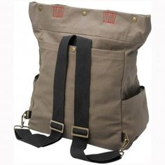 Backpack Men Style Diaper Bag S Canvas Fashionable Bags