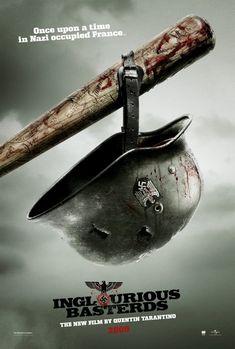 Inglourious Basterds is a film by Quentin Tarantino. It stars Brad Pitt, among others. Quentin Tarantino, Tarantino Films, Julie Dreyfus, Badass Movie, Love Movie, Movie Tv, Crazy Movie, Movie Gifs, Melanie Laurent