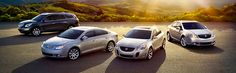 The full line of Buick's are available at Markley Buick.  Come in for the best deals around.