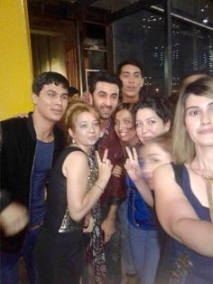 In Pics: It's a wrap for ADHM, Ranbir is all smiles for the camera on the last day