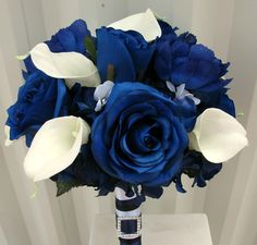 Ramo de novia azulguaedar