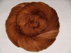 ♥ Kuschelig weiche Sockenwolle ♥ Merino 75% ♥ von mir von Hand gefärbt ♥ (C066)