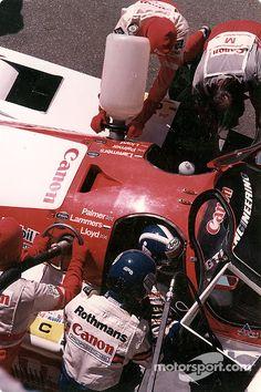 Porsche 956 at 24 Hours of Le Mans 1984