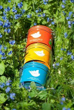 Eaux de Fruits - herbal teas - Lov Organic