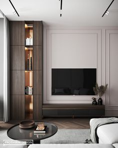 SAUCY on Behance Apartment Interior, Apartment Design, Home Living Room, Interior Design Living Room, Modern Classic Interior, Living Room Tv Unit Designs, Home Room Design, House Rooms, Home Decor