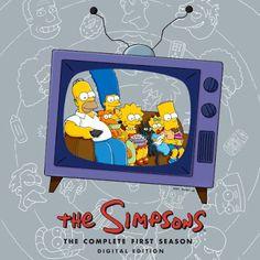Os Simpsons 1ª Temporada 720p Dublado Torrent