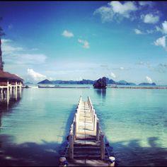 Lagen island resort.  El Nido, Palawan