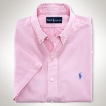 Polo Ralph Lauren Custom-Fit Silk...