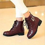 zapatos de las mujeres del dedo del pie redondo b... – EUR € 29.99