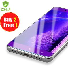 CHYI for xiaomi redmi note 4x tempered glass 9h hardness...