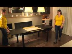 BILLY Bookcase Storage Ideas - IKEA Home Tour - YouTube