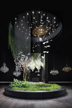 PRECIOSA Lighting & Cultivation of Chandeliers. Since 1724. at Salone del Mobile 2017. #preciosamilan, preciosalighting #light #lighting #designlighting #luxurydesign #interiorstyle #hospitalitydesign #crystal #bohemiancrystal #chandelier #cultivationofchandelier #brilliance #euroluce #euroluce2017 #architecturelovers #milandesignweek #milandesignweek2017 #milan