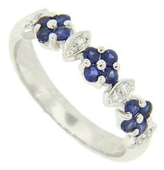Antique Style Wedding Bands WB1444