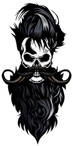 Tee-shirt tete de mort hipster crane skull barbu - My Fashion World 2019 Cartoon Wallpaper Hd, Joker Wallpapers, Skull Wallpaper, Doraemon Wallpapers, Wallpaper App, Airbrush Skull, Beard Logo, Barber Logo, Crown Tattoo Design