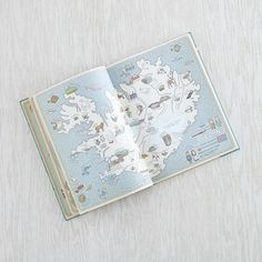 Maps in All Books | The Land of Nod