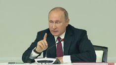 Putin's Address To Defence Ministry Board