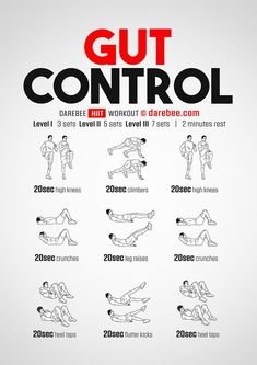 Gut Control Workout