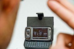 Deaf Students Test Sign Language on Smartphones