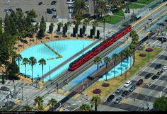 RailPictures.Net Photo: MTS 4042 San Diego Trolley Light Rail at San Diego, California by BUFFIE