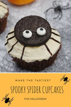 Whether you're throwing a SPOOKtacular (sorry not sorry) Halloween party or simply want to have a bit of fun and get in the spirit of fright night, try whipping up these hair-raising treats!