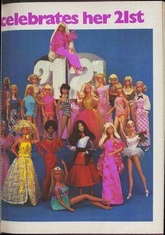 Issue: 17 Sep 1980 - The Australian Women's Wee. Vintage Barbie Clothes, Vintage Dolls, Vintage Ads, Barbie 80s, Barbie World, Dream Doll, Barbie Dream House, Old Dolls, Barbie Friends