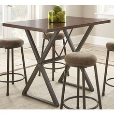Greyson Living Oldham Counter Height Dining Table By