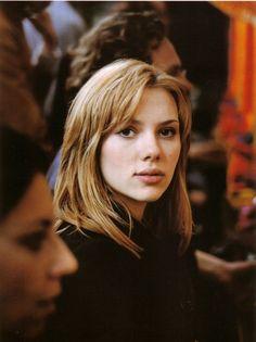 Scarlett Johansson in Lost in Translation