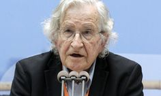 "Noam Chomsky Says GOP Is 'Literally A Serious Danger To Human Survival' - the GOP has become ""ideologically extreme, scornful of facts and compromise, and dismissive of the legitimacy of its political opposition."" Chomsky said the GOP and its presidential candidates are ""literally a serious danger to decent human survival""  01.25.16"