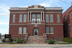 Litchfield IL - Former Masonic Temple,
