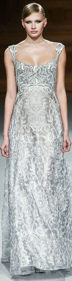 Tony Ward Spring-summer 2015 - Couture.