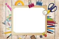 School supplies pencils background print Source by najamhassankhokhar Powerpoint Background Design, Science Background, Background Powerpoint, Classroom Background, Paper Background, Page Borders Design, Border Design, Cartoon Template, Certificate Background