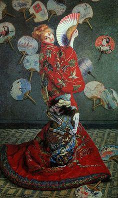 Fiore di Cactus: Claude Monet