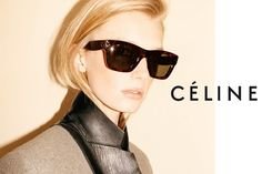 CELINE SUNGLASSES: Glamazons get your stunners on! | Champagne & Stilettos | For the Glamazon in you…