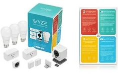 So, you want to purchase #smarthome devices, but aren't sure where to begin? Fortunately, Wyze has removed the guesswork. #ad #homeimprovement #security Wine Cabinets, Price Point, Peace Of Mind, Smart Home, Sd Card, Light Bulb, Usb Flash Drive, Home Improvement, Packing
