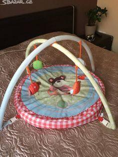 Hrací deka Next příjemná měkoučká podložka s - obrázek číslo 1