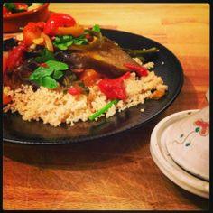 Mine matskriblerier: Couscous med lam