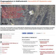 38259at38259: Flugzeugabsturz, Terroranschlag und Islamistenterr...