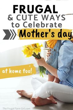 Well Mother's day is certainly going to look different this year. Most likely many of us will still be under a stay at home order. Here are some creative ideas at home and safe social distancing. Living On A Budget, Frugal Living Tips, Frugal Tips, Best Money Saving Tips, Saving Money, Live Well For Less, Living Within Your Means, Day Date Ideas, Quirky Gifts