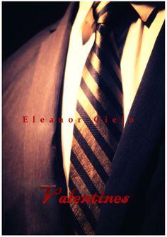 'Valentines' de Eleanor Cielo.  Homoerótica, gay, yaoi, LGBTI, BL, literatura, homoerotismo.