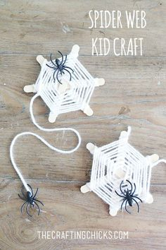 Spider Web Yarn Craft