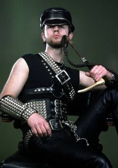 Rob Halford, Judas Priest, 1979